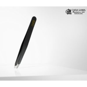 oferta de la Pinza profesional recta negra en cuchilleria casa lama