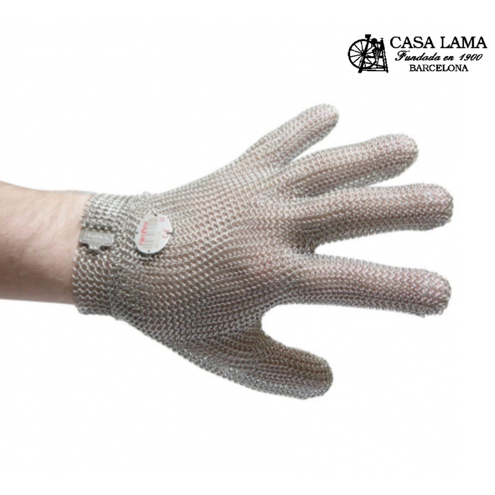 Los Guantes de Malla 200 los puedes encontrar en cuchilleria casa lama en barcelona