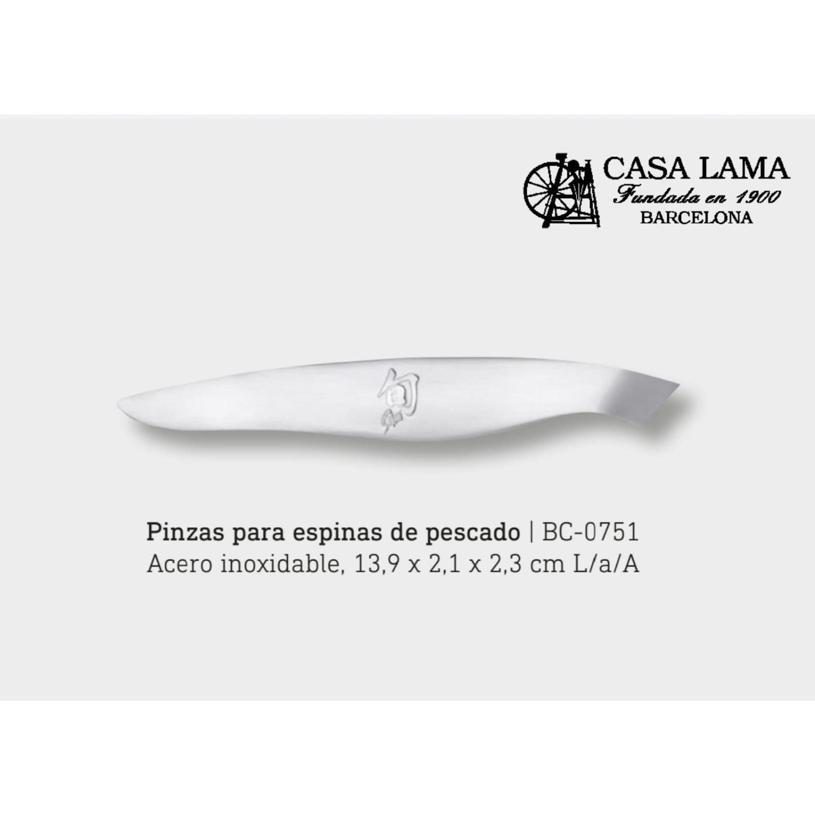 Venta online de la pinza para pescado en cuchilleria Casa Lama