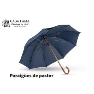 descubre los Paraguas Pastor hombre en cuchilleria casa lama