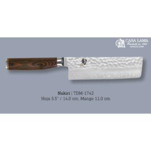 El cuchillo que marca tendencia de la serie SHUN PREMIER NAKIRI