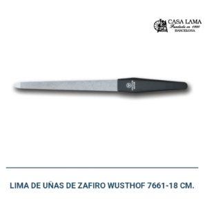 Descubre Wüsthof Lima Zafiro 18 cm en cuchilleria Casa Lama