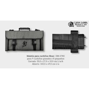 venta online de el maletin tejido Kai/Shun 17cuchillos