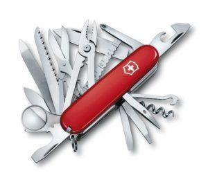 Promociones de la Navaja Victorinox Swiss Champ en cuchilleria Casa Lama