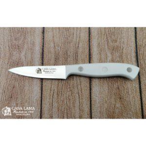 Cuchillo pelador ergonómico 8,5cm Casa Lama