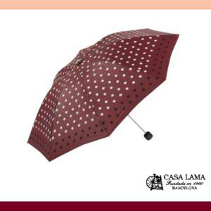 Paraguas plegable mujer *10548
