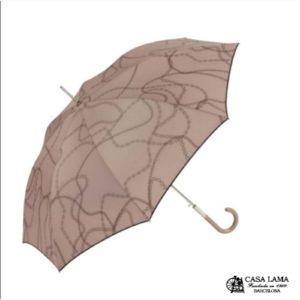 Paraguas mujer automático largo *10648