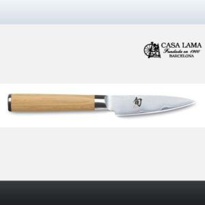 Cuchillo Shun Classic White Pelador 9cm