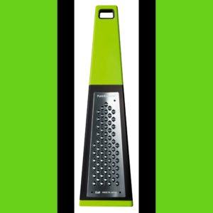 Rallador doble Pure Komachi 2 de Kai verde