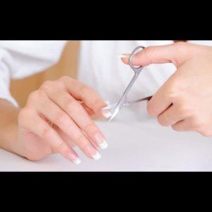 tijeras de manicura