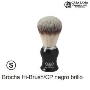 Brocha Omega Hi-Brush/CP negro brillo.