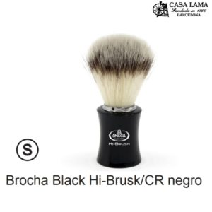 Brocha Omega Hi-Brush/CR negro.