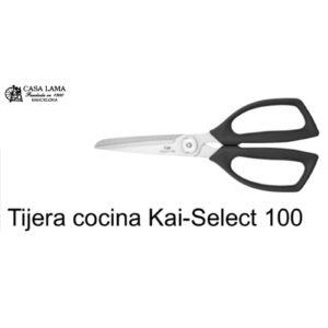 Tijera de cocina Kai-Select 100