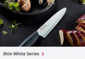 cuchillo kyocera shin white