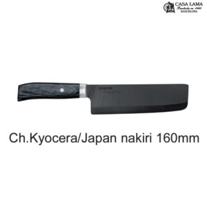 Cuchillo Kyocera Japan Serie nakiri 16cm