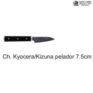 Cuchillo Kyocera Kizuna pelador 7,5cm