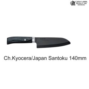 Cuchillo Kyocera Japan Serie santoku 14cm