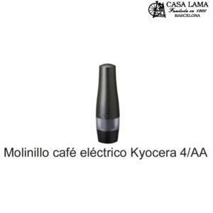 Molinillo de café eléctrico Kyocera