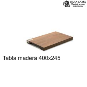 Tabla de madera de Haya 400x245mm Wüsthof
