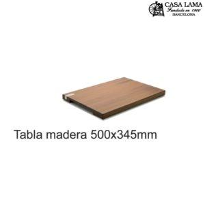 Tabla de madera de Haya 500x345mm Wüsthof