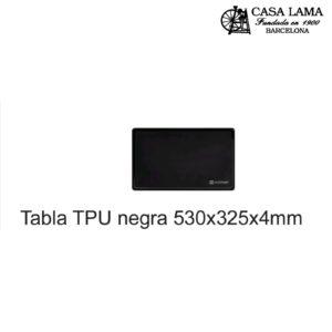 Tabla TPU 53x32,5x0.4 cm Wüsthof negro