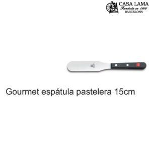 Espátula pastelera 15cm Gourmet - Wüsthof