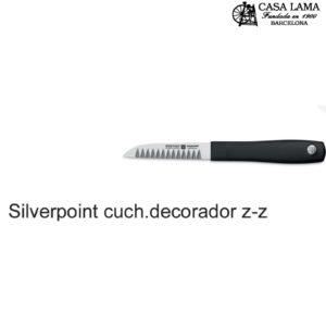 Cuchillo decorador zig-zag Silverpoint Wüsthof