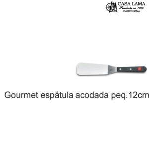 Espátula acodada 12cm hoja estrecha Gourmet - Wüsthof