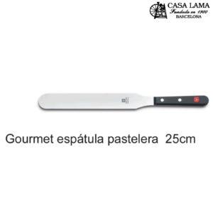 Espátula pastelera 25cm Gourmet - Wüsthof