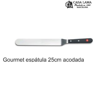 Espátula acodada 25cm Gourmet - Wüsthof