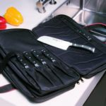 maletín cuchillos