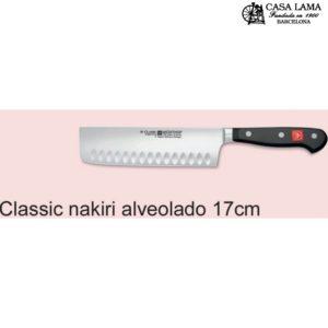 Cuchillo Wüsthof Classic Nakiri