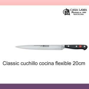 Cuchillo Wüsthof Classic cocina flexible 20 cm