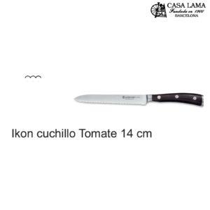 Cuchillo Wüsthof Ikon Tomate 14cm