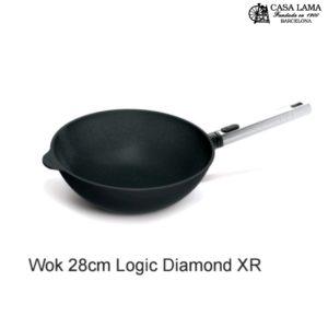Wok Woll Diamond XR Logic 28 cm