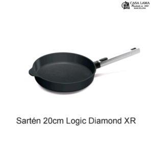 Sartén Woll Diamond XR Logic 20 cm
