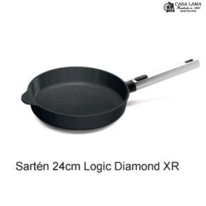 Sartén Woll Diamond XR Logic 24 cm