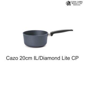 Cazo 20cm Woll Diamond Lite