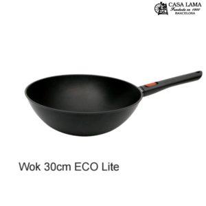 Wok 30cm Woll Eco Lite